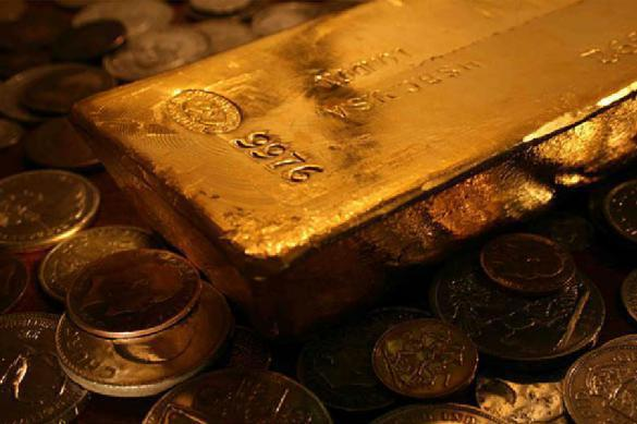Russia becomes world's largest buyer of gold in 2019. 63542.jpeg