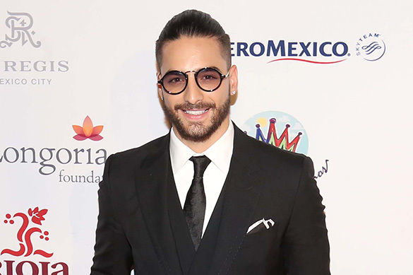 Colombian singer Maluma robbed in Moscow. 62559.jpeg
