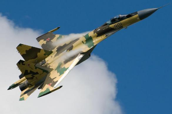 Su-35 fighter aircraft outfitted with artificial intelligence. 61563.jpeg