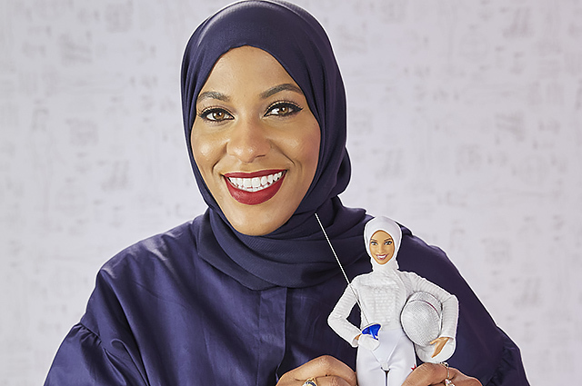 First hijab-wearing Barbie doll presented in USA. 61569.jpeg