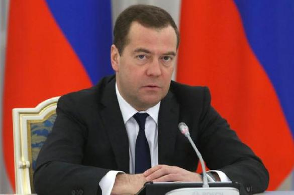 Russian PM Medvedev: USA undermines relationship with Russia for decades. 61572.jpeg