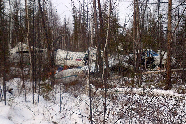 Four-year-old girl survives passenger plane crash in Russia. 61575.jpeg