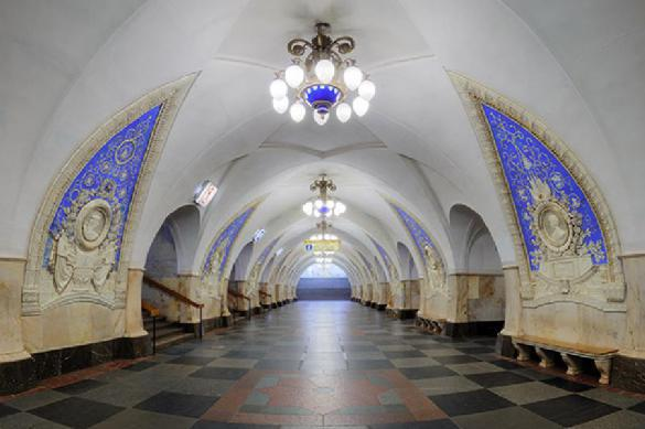 Moscow metro readies to open one of its most beautiful new stations. 62609.jpeg