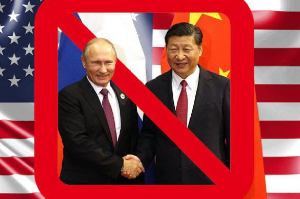 China weaves financial web to oust Russia and USA from Middle East. 62618.jpeg