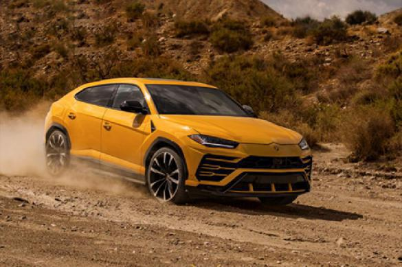 Russians snatch up all Lamborghini Urus cars even before their official market release. 61625.jpeg