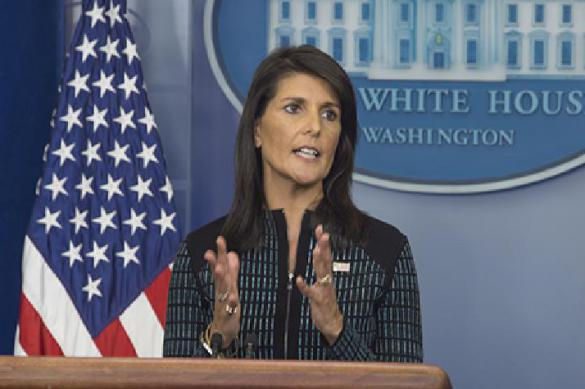 Nikki Haley brings down final sentence on US-Russian relationship. 62649.jpeg