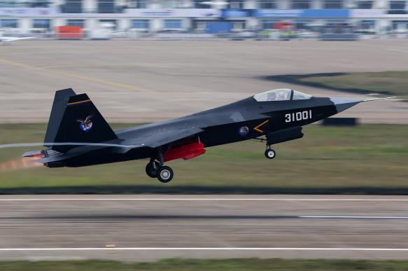 China wants to beat USA and Russia in development of stealth fighter jets. 63657.jpeg