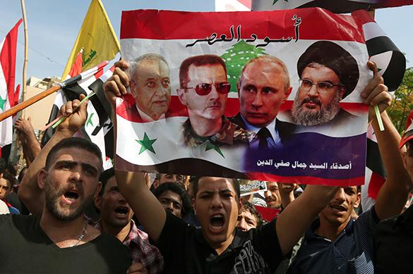 Russia starts transforming Syria. 61699.jpeg