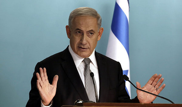 Israeli Prime Minister Benjamin Netanyahu calls UN 'house of lies' ahead of Jerusalem vote. 61721.jpeg