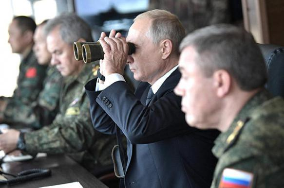 Putin holds USA completely responsible for INF Treaty demise. 63735.jpeg