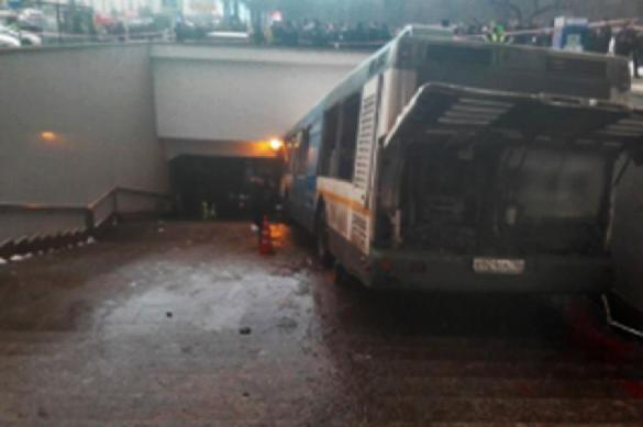 Bus driver, who killed pedestrians in Moscow, suffers brain haemorrhage because of state of shock. 61743.jpeg