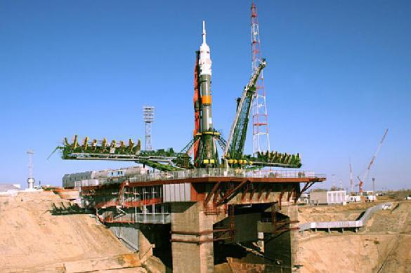 Russia loses connection with African space satellite. 61751.jpeg