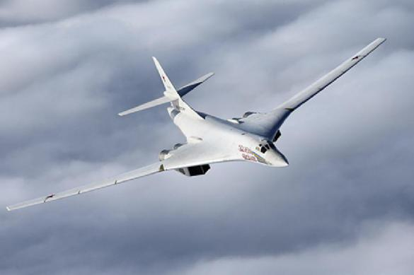 Russia deploys strategic Tu-160 bombers near US borders. 63758.jpeg