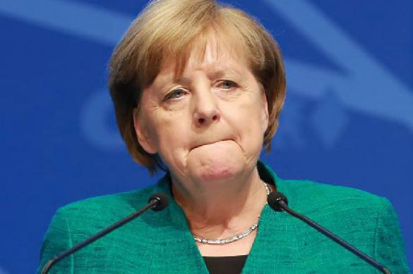 Angela Merkel holds Russia responsible for INF Treaty demise. 63759.jpeg