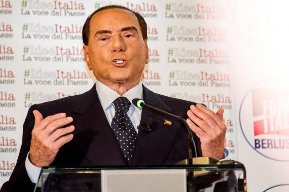 Silvio Berlusconi refuses to lift sanctions from Russian single-handedly. 61766.jpeg