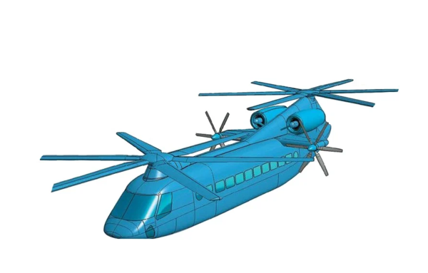 Russia develops world's fastest helicopter. 63766.png