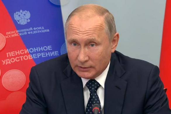 Those who fire older employees should be jailed - Putin. 62798.jpeg