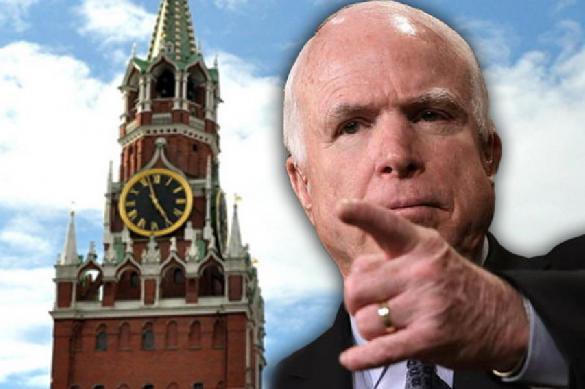 Senator John McCain: Russians deserve better than Putin. 62804.jpeg
