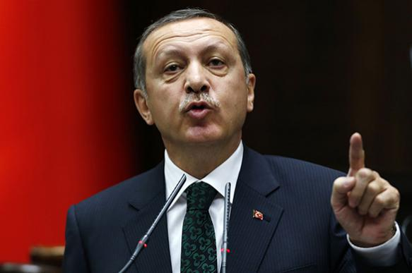 Turkey distances itself from Russia to plunge Syria into greater chaos. 61816.jpeg