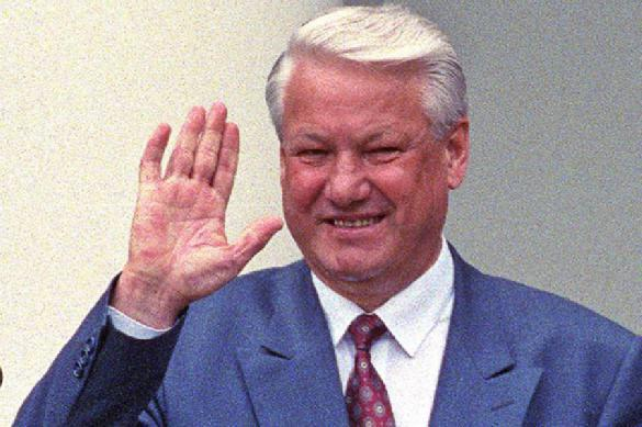 Why did Yeltsin lie to Clinton about Putin?. 62822.jpeg