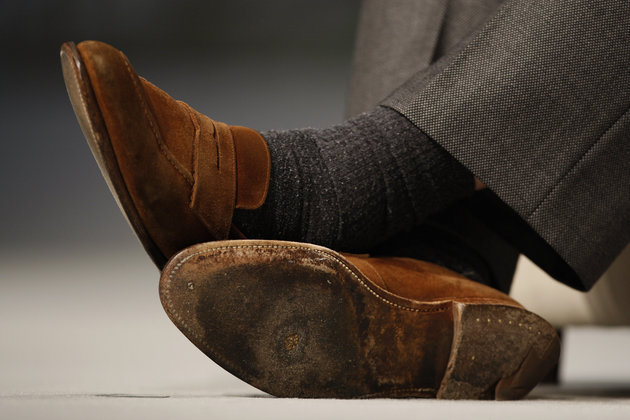 Doctors name most harmful footwear. 61826.jpeg