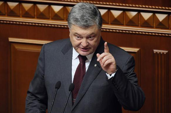 Poroshenko tells children nearly all Ukrainians ready for war. 62829.jpeg
