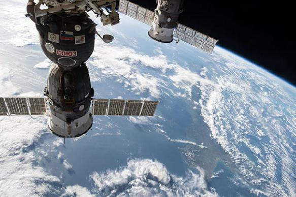 Hole in Soyuz spacecraft found on ISS was 'made in Russia'. 62830.jpeg