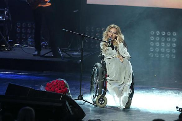 Yulia Samoilova, Russia's disabled singer, migrates to Europe. 62850.jpeg