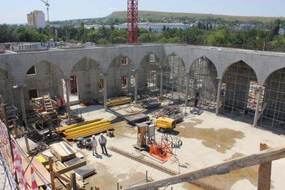 Europe's largest mosque to be built in Crimea. 61858.jpeg