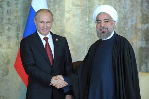 Iran offers alliance with Russia to counter USA in the Middle East. 61871.jpeg