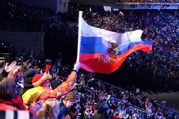 IOC pedals back, issues permission for Russian flags in Pyeongchang. 61876.jpeg