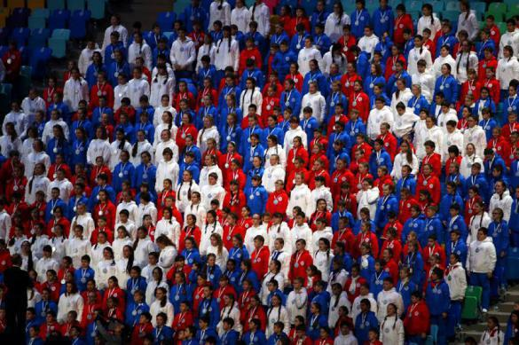 Russian fans to sing national anthem in South Korea despite prohibitions. 61891.jpeg