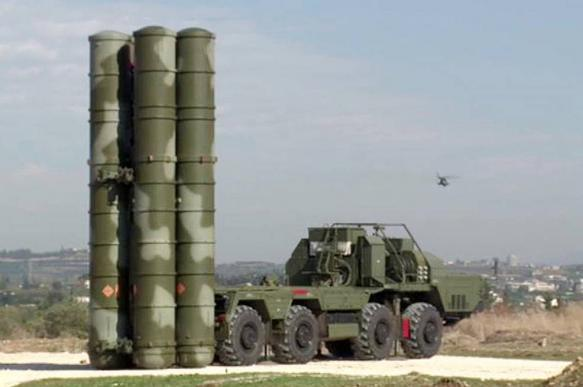 Russia testing S-500 anti-aircraft missile defense system in Syria?. 63903.jpeg