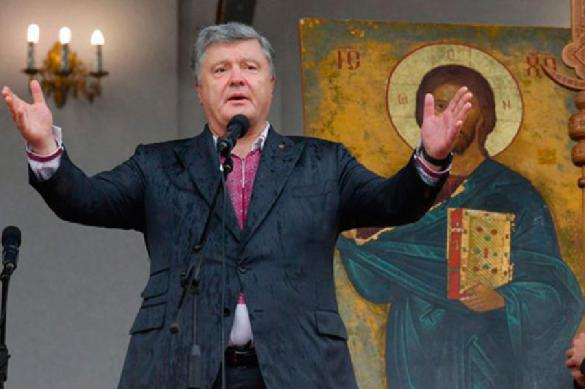 Ukraine's Poroshenko: Russia's Third Rome to fall soon. 62929.jpeg