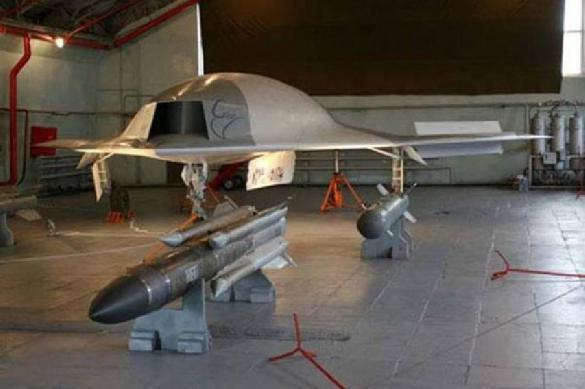 Russia's new combat drone ready for maiden flight. 62966.jpeg