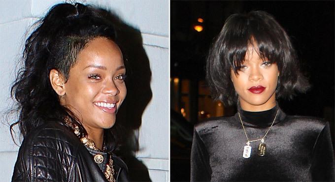 Rihanna's hair fantasy
