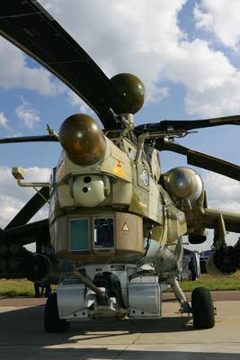 Mi-28N chopper
