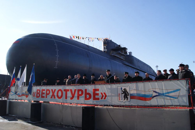 Nuclear-powered sub given new life