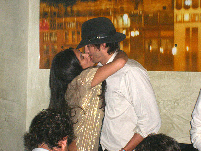 Moore and Kutcher married no more