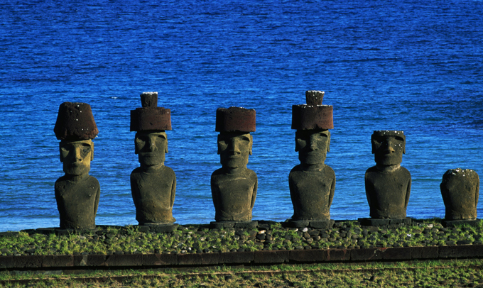 Easter Island: Eternally mysterious