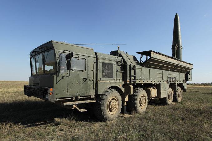 Russia deploys Iskanders in Kaliningrad
