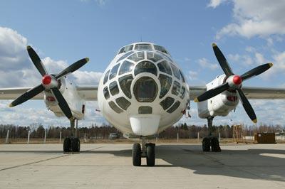 An-30 aircraft