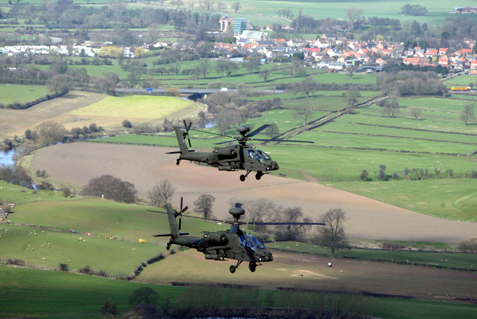 AH-64 Apache: Prime attack chopper of US Army