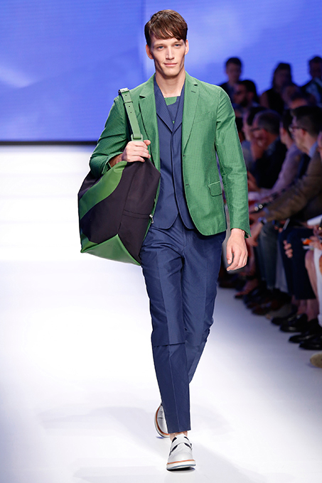 Salvatore Ferragamo Men Spring/Summer 2014