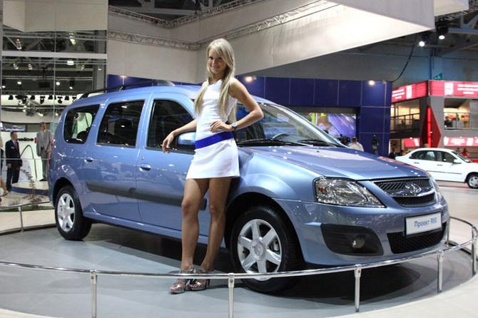 AvtoVAZ Unveils New Family Vehicle