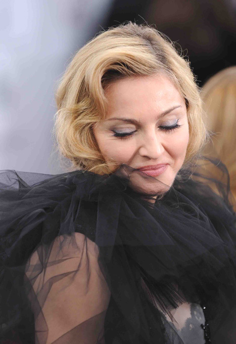 Madonna hopes for Oscar