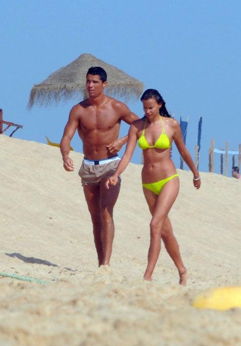 Ronaldo and Irina Shayk ready to tie the  knot