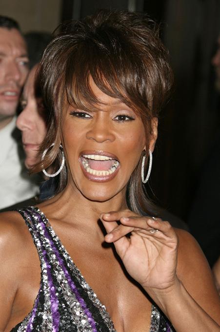 Whitney Houston spent all her fortune?