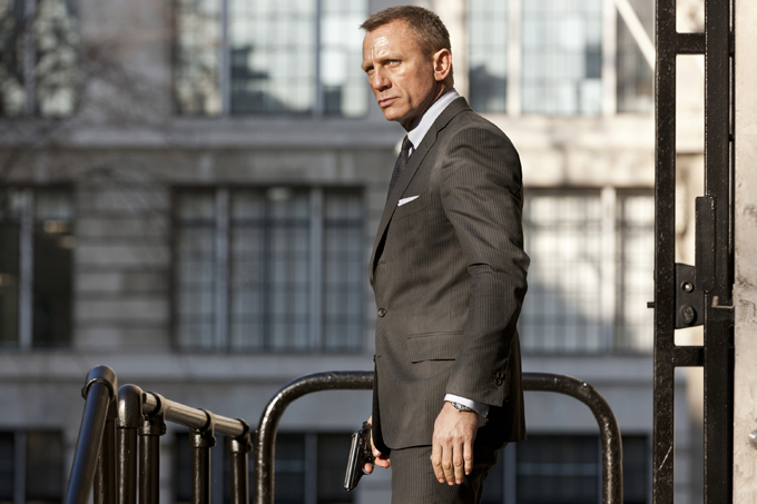 The making of James Bond in Turkey
