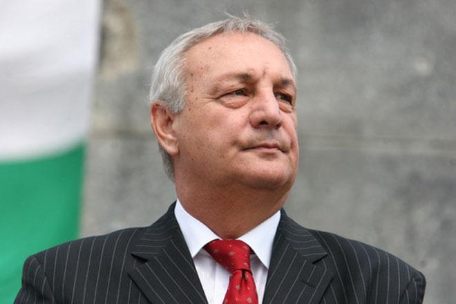 Abkhazia mourns its President Sergei Bagapsh